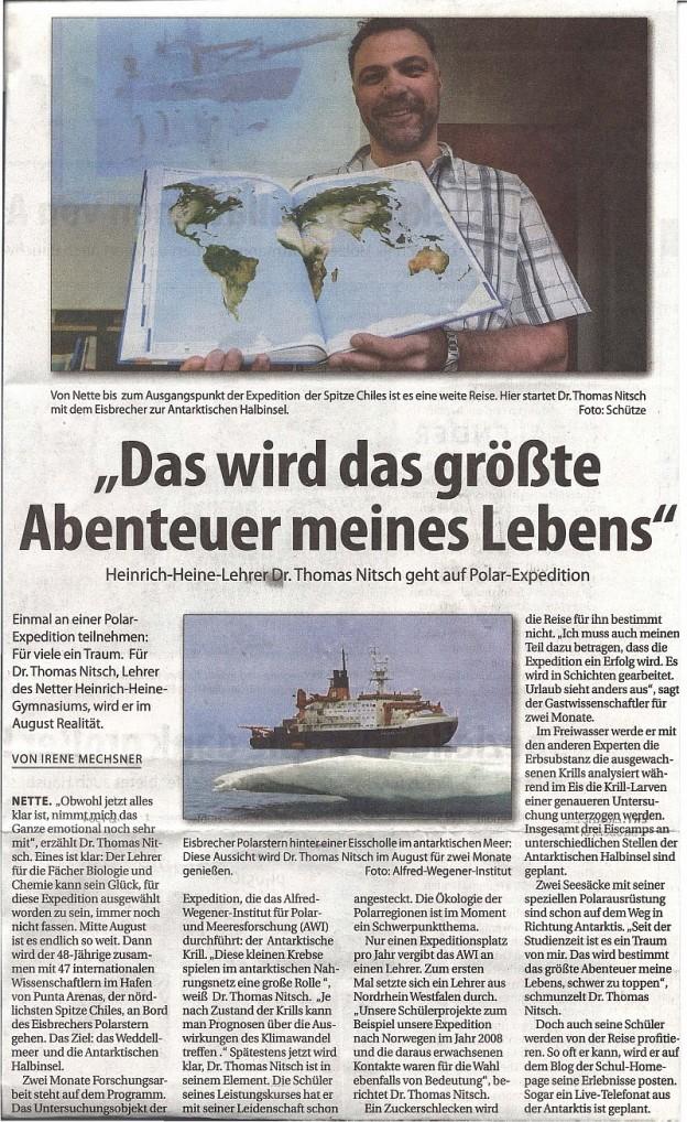Stadtanzeiger 07.06.2013